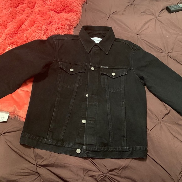 Calvin Klein Foundation Trucker Jacket
